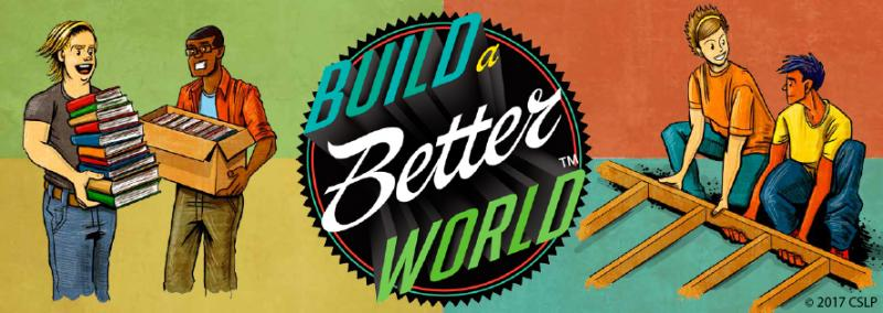 Image result for build a better world teen